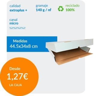 Caja automontable micro...