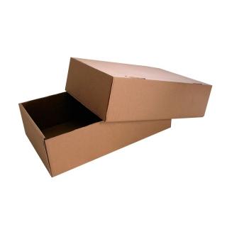 Caja de Cartón de Tapa y...