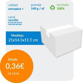 21x14.5x11.5 cm Caja de...