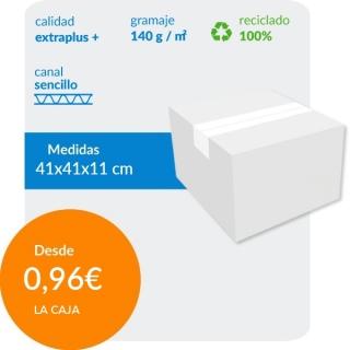 Cajas de Cartón de 41x41x11...