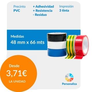 Precinto personalizado PVC...