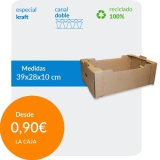 Caja de Cartón para Fruta...