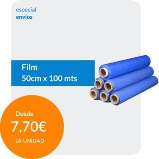 Film para Paletizar Azul 30...