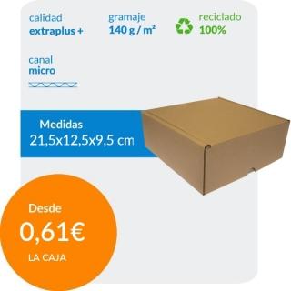 22 x 13 x 9,5 cm Caja de...