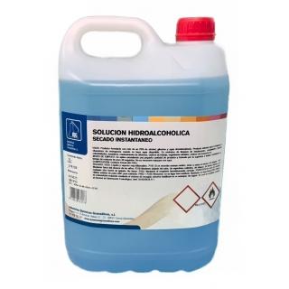 Solución Hidroalcohólica 5...