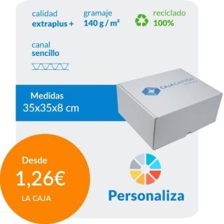 Caja Blanca Automontable...