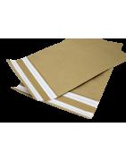 Sobres de Papel Kraft para Envíos con Tira doble