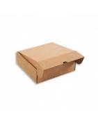 Cajas de Cartón Automontables con Tapa